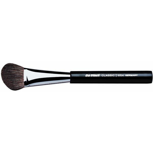 BLUSHER/ CONTOUR BRUSH SMALL, ANGLED CLASSIC | 92140