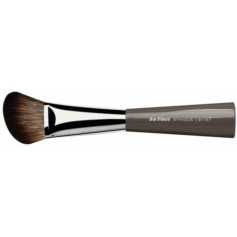 BLUSHER CONTOUR BRUSH ANGLED SYNIQUE