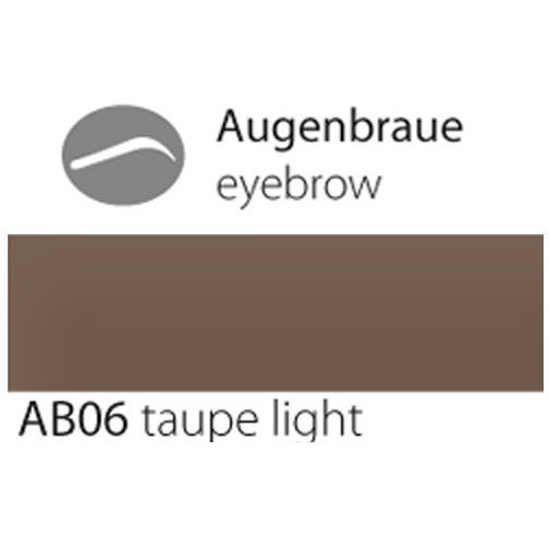 eyebrow AB06 taupe light