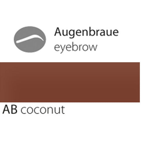 PureBeau Permanent Makeup - eyebrow coconut