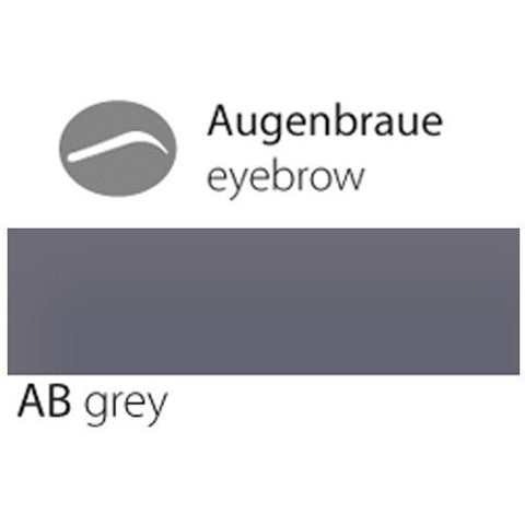 eyebrow grey
