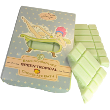 BathChocolate Green Tropical