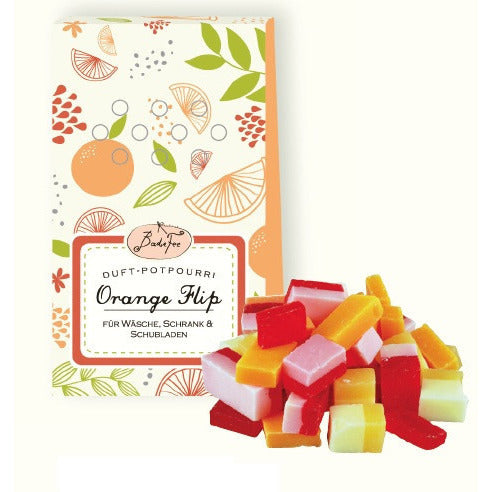 Scented Potpourri Orange Flip