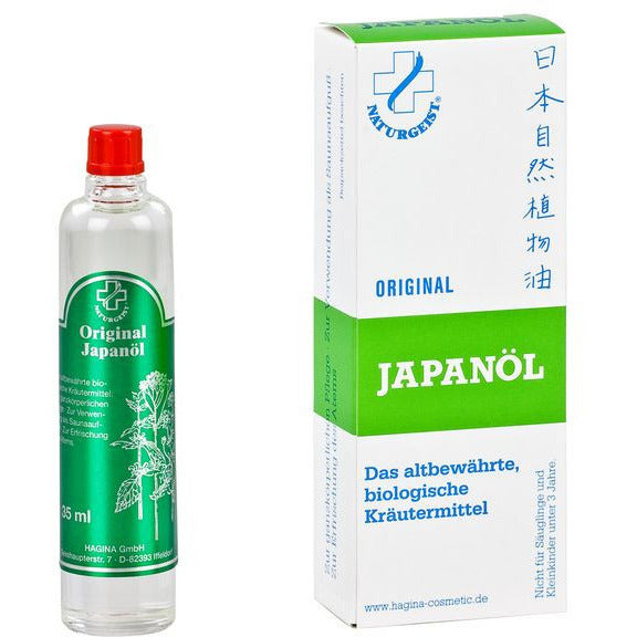 Original japanese mint oil