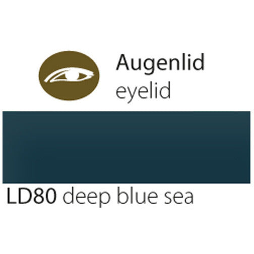 PureBeau Permanent Makeup - LD 80 deep blue sea