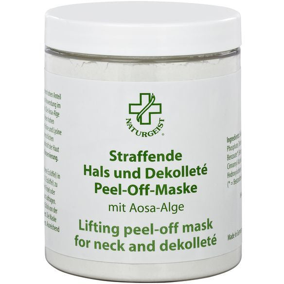 Hagina Lifting peel-off mask for neck and dekollete 120g