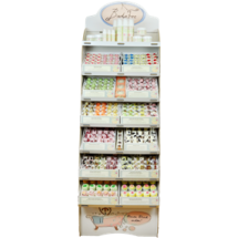 Sales display Badefee Shelf White - VD002