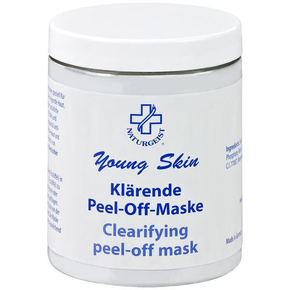 Clearifying peel-off mask