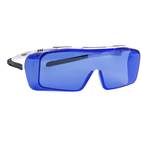 Laser Eye Wear | DYE laser Blue