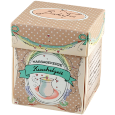 Massage Candle Kuschelzeit (Hollyhock Mallow)