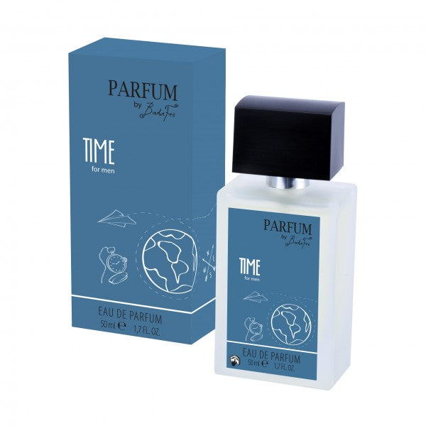 time perfume for man