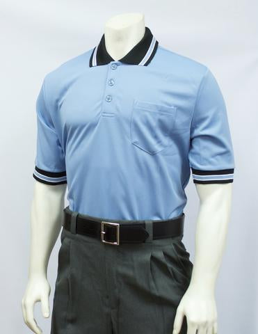 BBS300 CB - Smitty Perfomance Mesh Umpire Short Sleeve Shirt
