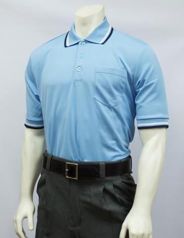 BBS300 PB - Smitty Perfomance Mesh Umpire Short Sleeve Shirt