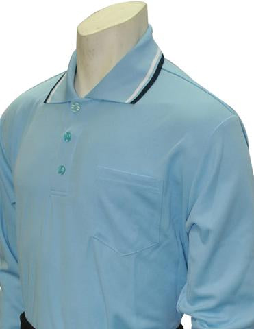 BBS301 PB - Smitty Perfomance Mesh Umpire Long Sleeve Shirt