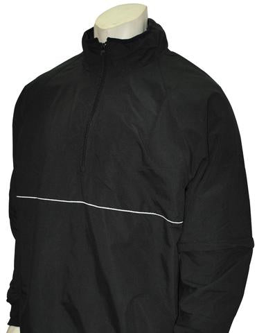 BBS323 - Smitty Convertible Half Sleeve Pullover Jacket