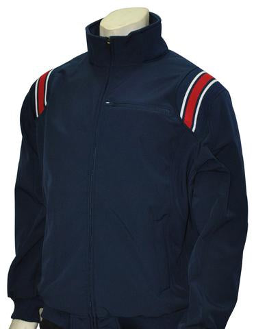BBS330 NY/NWR - Smitty Major League Style All Weather Fleece Jacket