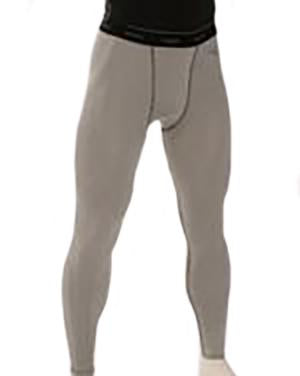 BBS416-Smitty Grey Compression Tights w/ Cup Pocket