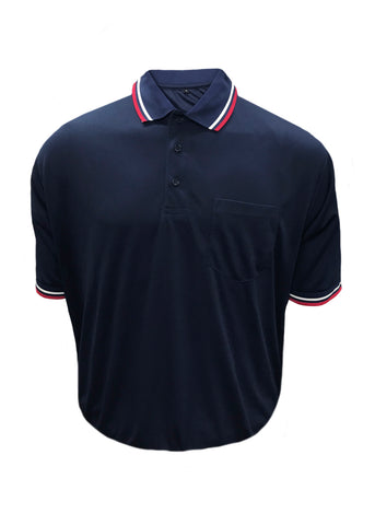 D260 - Dalco Baseball/Softball Umpire Shirt - Navy