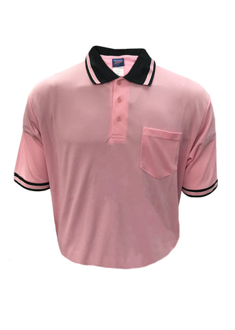 D260 - Dalco Baseball/Softball Umpire Shirt - Pink