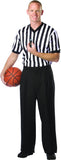 D9900 - Dalco's Elite Basketball Official's Pleated Pant with Slash Pockets