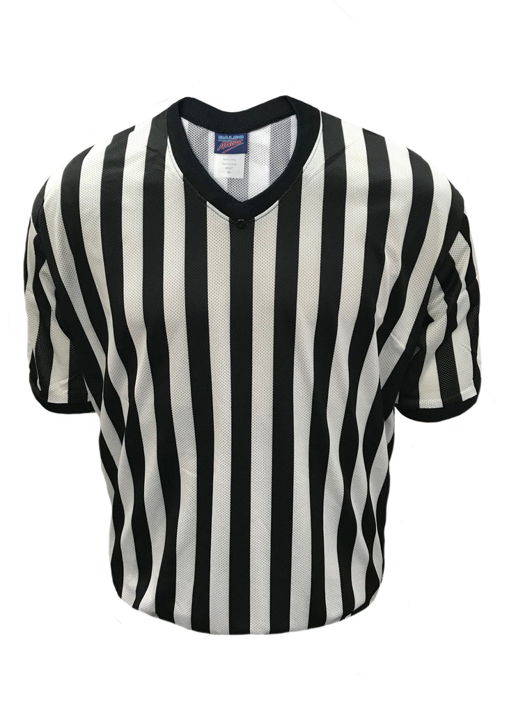 "D800 - ""CLEARANCE"" Dalco Basketball Official's Shirt Elite - Mesh"