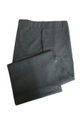 D9200 - Dalco Flat Front Combo Slacks with Top Pockets - Heather Grey