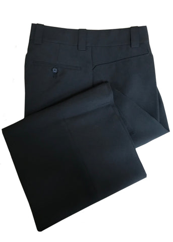 D9500 - Dalco Flat Front Combo Pants w/Top Pockets - Navy