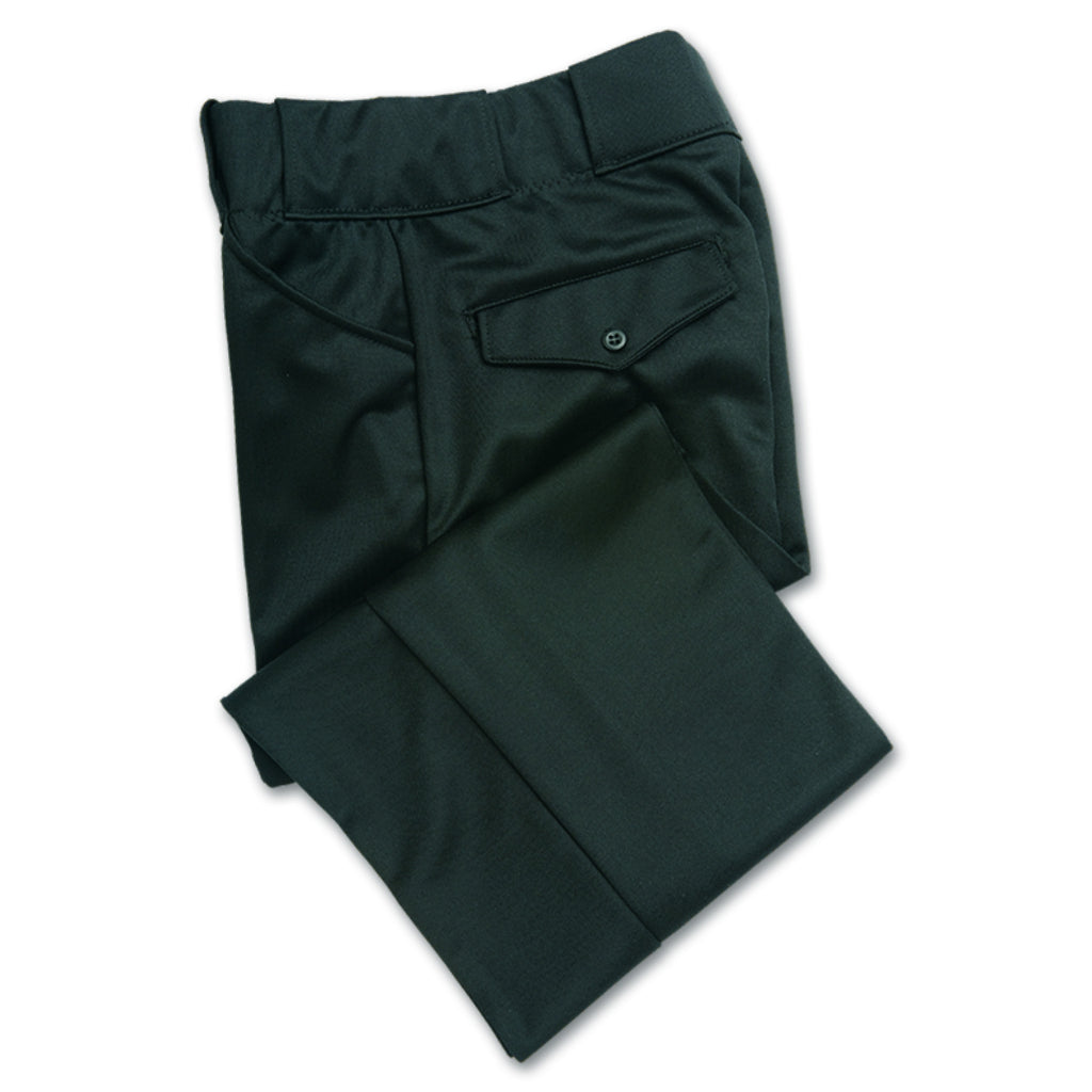 "D9822 - ""CLEARANCE ITEM"" Lacrosse/Basketball Official's Slacks with Belt Loops"