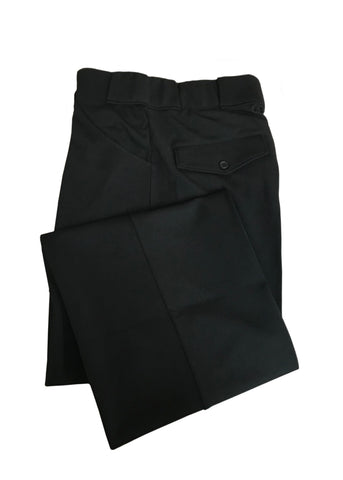 D9830 - Dalco Athletic Basketball Flat Front Pants with Side Opening Pockets