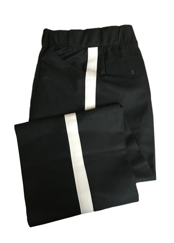 D9860 - Dalco's BEST Football Officials Pants with Athletic Elite Micro Woven Fabric