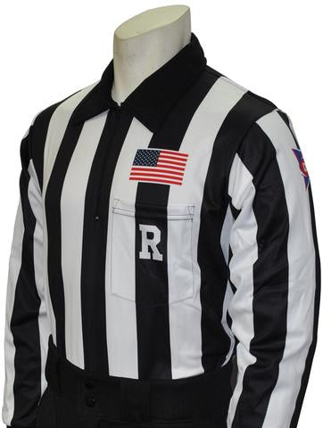 USA129CFO - Smitty USA - Dye Sub CFO Cold Weather Football Shirt
