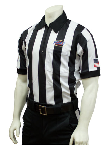 "USA117KY-607 - Smitty ""Made in USA"" - ""BODY FLEX"" Football Men's Short Sleeve Shirt"