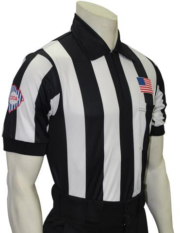 "USA150SC-607 Short Sleeve ""BODY FLEX"" Football Shirt"