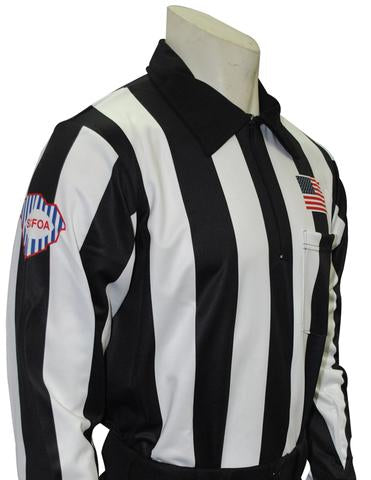 USA730 SC Long Sleeve Football Foul Weather Shirt