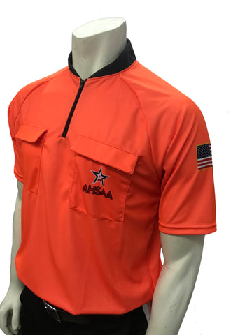 USA900 AL Short Sleeve Soccer Shirt Orange