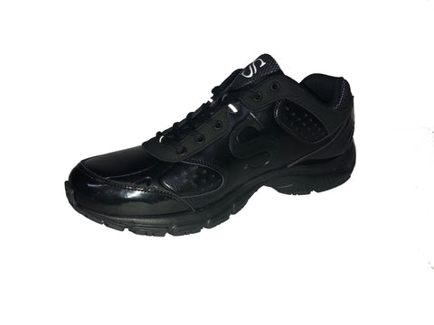 Smitty - BKSSC1 - All-Black Court Shoe