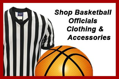 Basketball Official's Clothing and Accessories