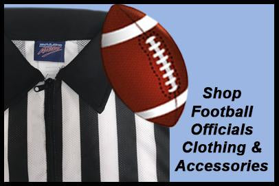 Football Officials Clothing and Accessories
