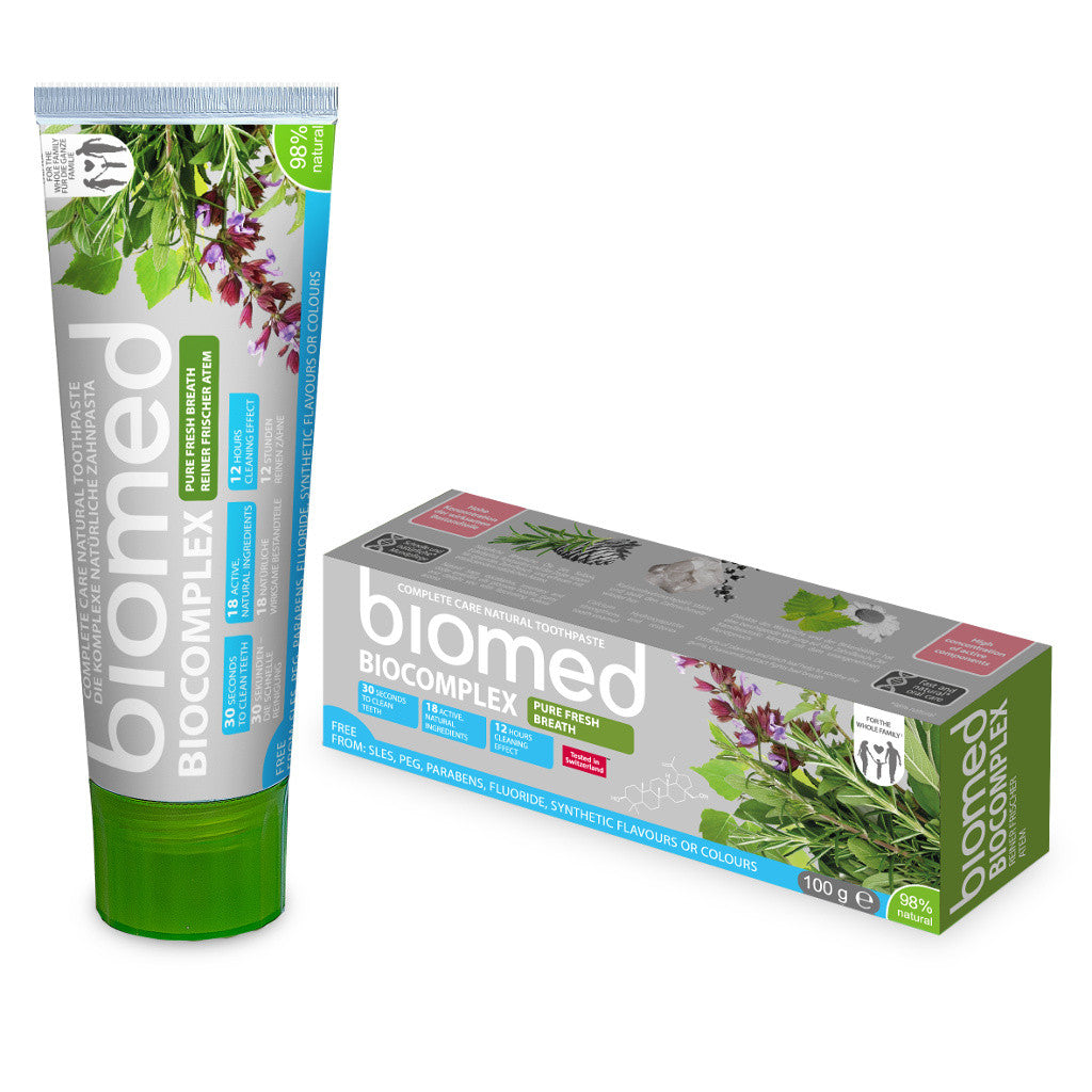 Splat Toothpaste Biomed Biocomplex