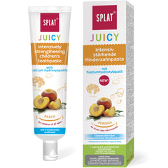 Splat Toothpaste Juicy Peach for Children