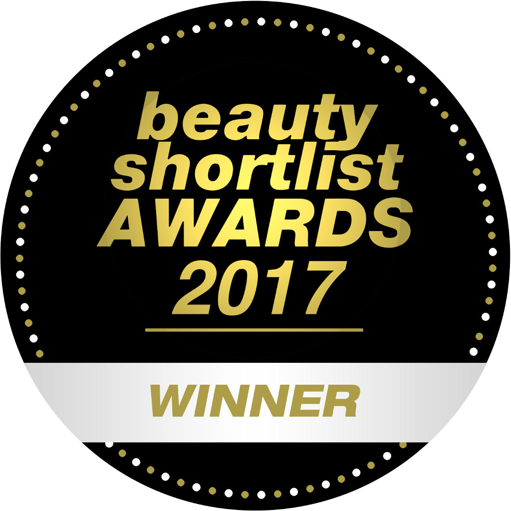 2017 Beauty Shotlist Award Winner