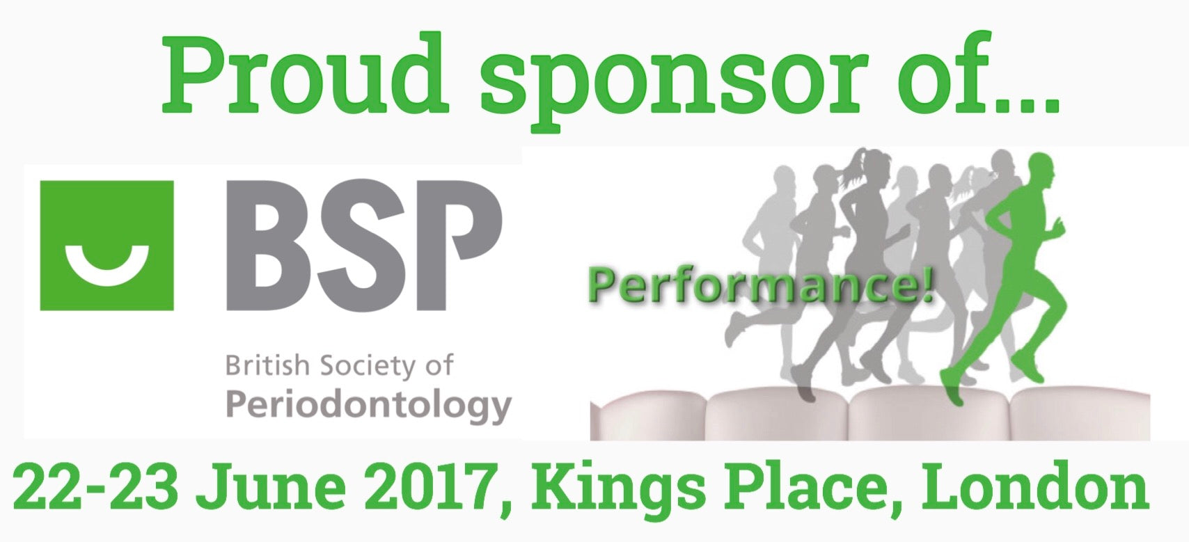 BSP Conference 2017 - British Society of Periodontology