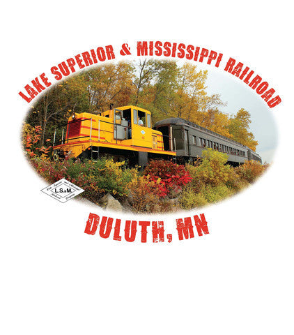 Lake Superior Mississippi Railroad 2017
