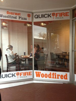 Quick Fire Pizza
