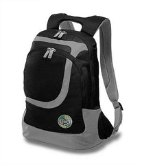 Kea Backpack, Black (Bottles to Bags)