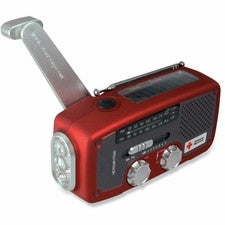 MICROLINK FR160 Emergency Preparedness Radio with USB Cell Phone Ch.