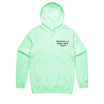 Mentally, How Are You Hoodie (Teal)