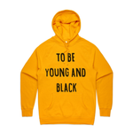 The Message Hoodie (Yellow)