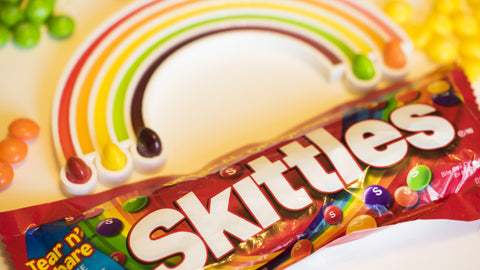 Skittles Rainbow 3-D Print File Download