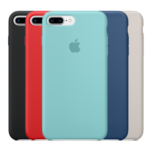 Apple iPhone 7 & 7 Plus Silicone Case